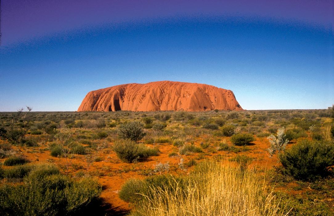 Ayers Rock, Uluru.jpg