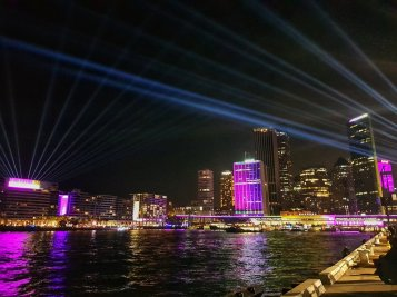 Sydney Vivid Festival - Irish Travel Blogger – Lainey Quinn – Little Miss Sunray